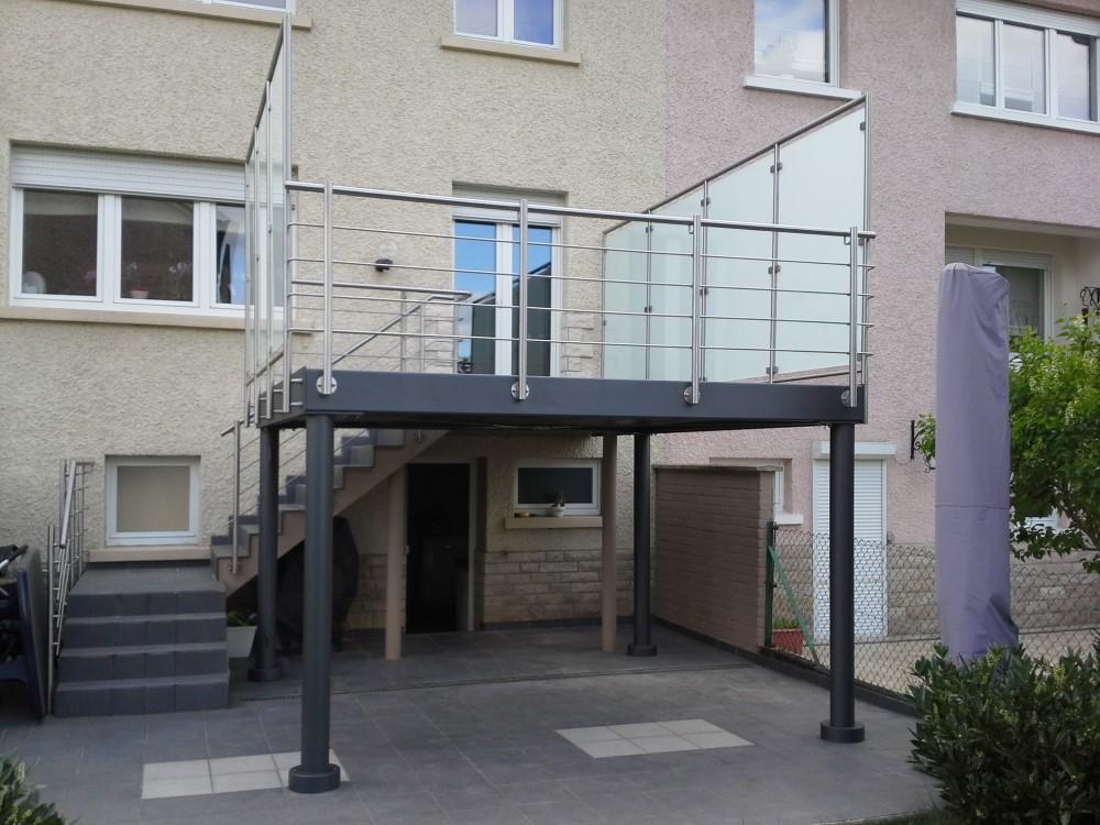 Metall - Balkone - Zuverlässiger Partner für den Metallbau - Luxforge