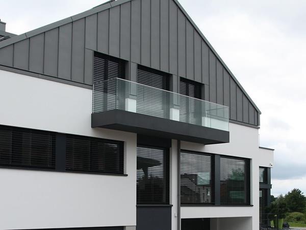 balkone balkone metall inox luxforge metallbau. Black Bedroom Furniture Sets. Home Design Ideas