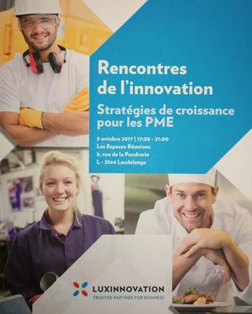 Rencontres de l'innovation - Table ronde